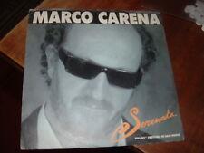"MARCO CARENA  SANREMO'91 "" SERENATA ""    ITALY"