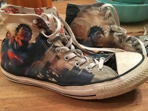 Details about Converse Chuck Taylor All Star Superman DC Comics size 11 mens