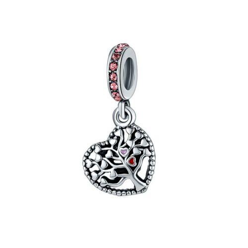 New European Charm DIY Chain Bead Pendant FIT 925 Silver charms Bracelet Bangle