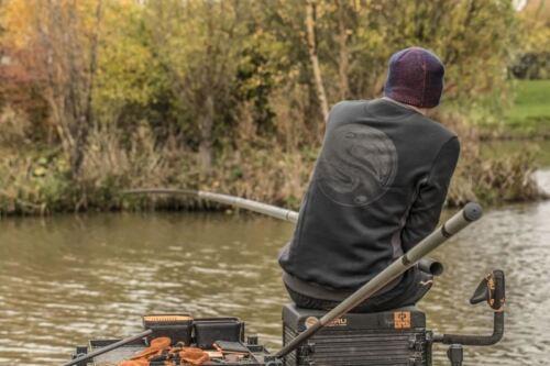 Toutes Tailles Guru Pull ras du cou NOUVEAU grossier pêche Pull