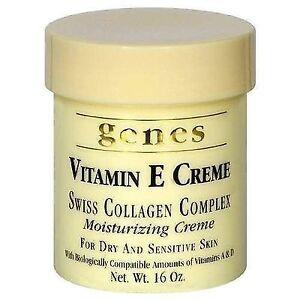 genes collagen cream