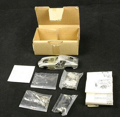 BOSICA 1:43 Scale Metal Super Kit 1953 FERRARI 340/ 375 MM Mille Miglia NIB!