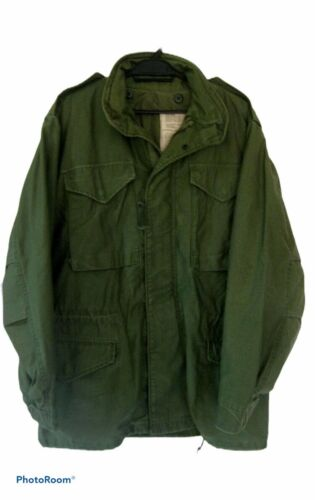 VINTAGE ALPHA INDUSTRIES MILITARY TACTICAL PARKA T