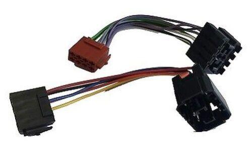 Pc2-22-4 Saab 900 9000 CD Radio Stereo Iso Verkabelung Kabelbaumstecker