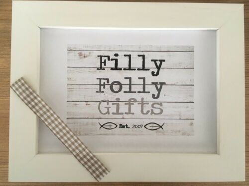 Family Pet Personalised Photo Frame by Filly Folly Dog Gift 6x4/'/'