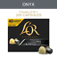 thumbnail 1 - L'OR LOR Espresso Onyx Intensity 12 - Nespresso* Compatible Pods [200 Capsules]
