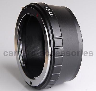C/Y CY Contax Yashica Zeiss lens to Fuji X-mount adapter XF XC Fujifilm E2 M1 A1