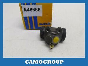 Cylinder Brake Wheel Cylinder Metelli Peugeot 309 RENAULT 11 12 14 21 Super 5