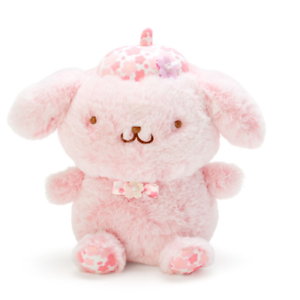 Sanrio PomPomPurin SAKURA Plush doll 190x130x215mm JAPAN import F//S NEW
