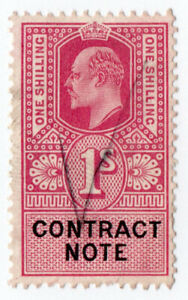 I-B-Edward-VII-Revenue-Contract-Note-1-1915