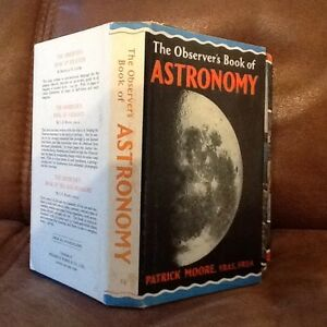 Observers Book Of Astronomy 1st Edition - Keighley, United Kingdom - Observers Book Of Astronomy 1st Edition - Keighley, United Kingdom