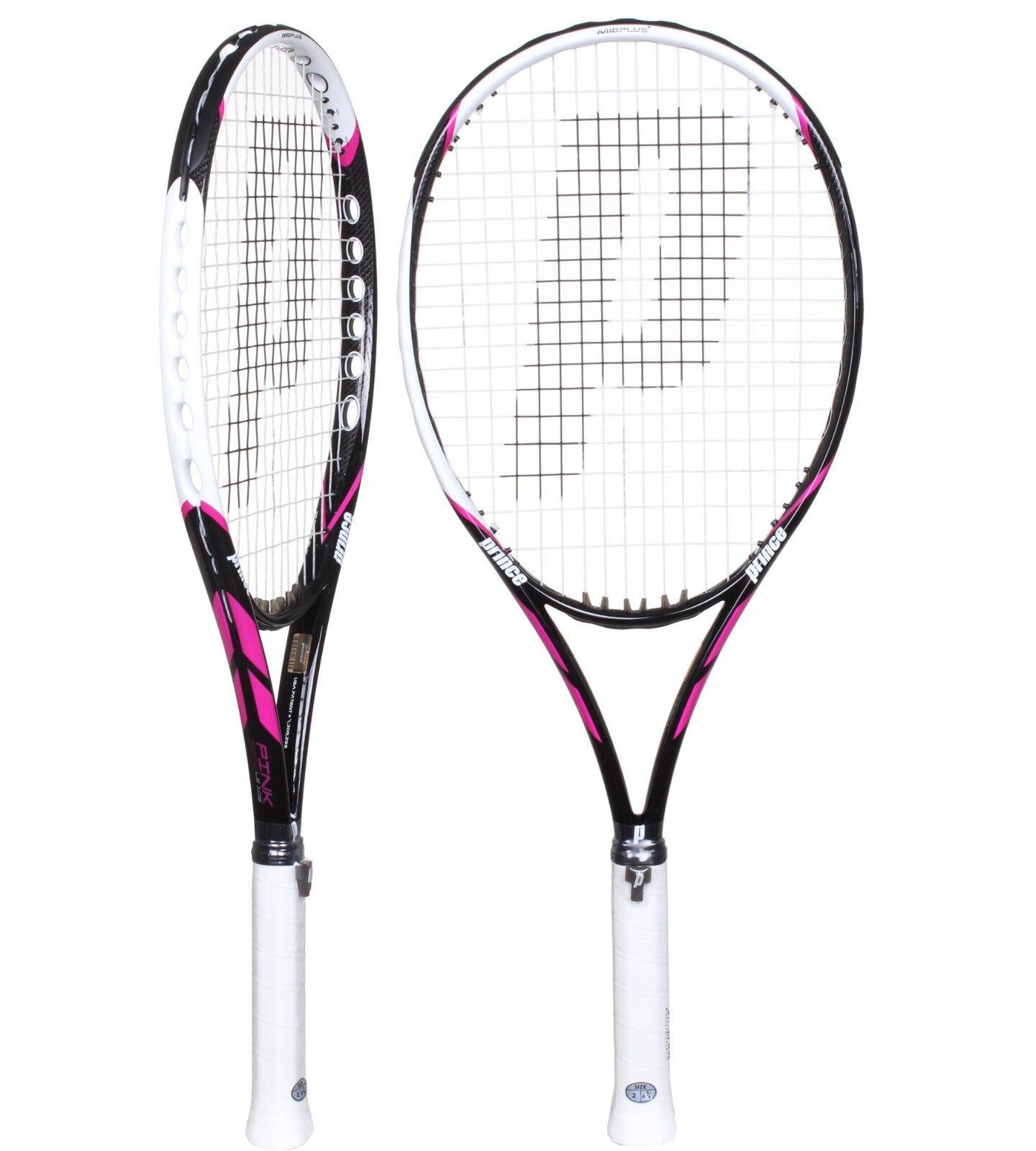 PRINCE 7T38J3051 - Raquette Tennis Pink LS 105 - Manche 4 1 8 - 1 NEUF