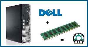 Details about 8GB (1x8GB) Memory Ram Upgrade for Dell Optiplex 790 and 990  USFF PC's