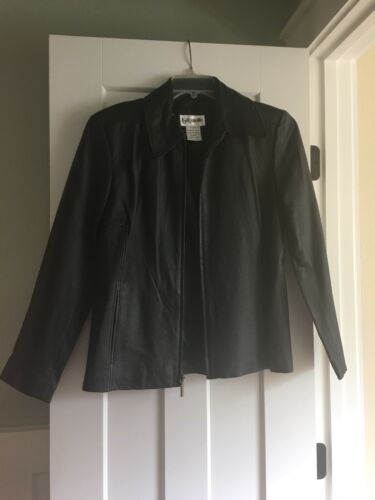 Bagatelle leather jacket Medium