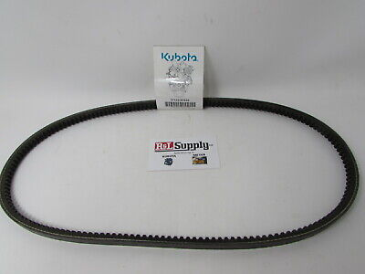 D/&D PowerDrive 33760-50890 Kubota Replacement Belt 0.5 Width 62 Length