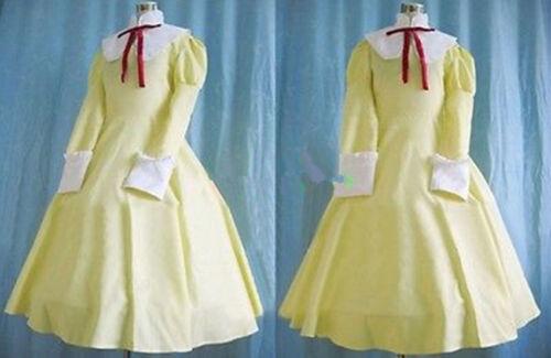 from Ouran High School Host Club dress MM.1182 Girl Uniform Haruhi Cosplay