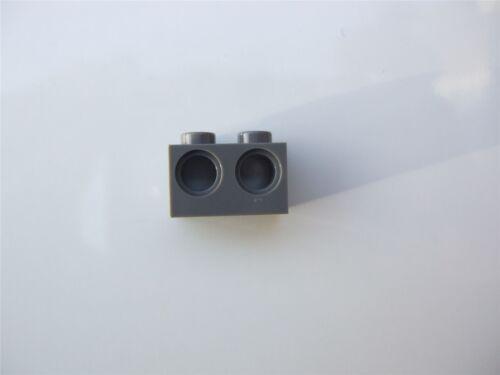 LEGO gris BRIQUE 2 trous - 4210762 taille 1x2 pièces et morceaux