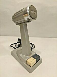 Vintage-ARMACO-M41-Desk-Microphone-for-CB-Ham-Radio-Made-in-JAPAN