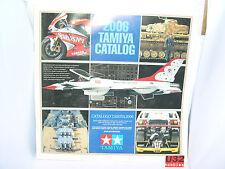 TAMIYA CATALOGO EDICION 2006 ENGLISH/SPANISH  NUEVO  107  PAGINAS
