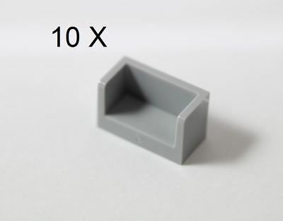 LEGO® White Panel 1 x 2 x 1 with 2 sides Design ID 23969