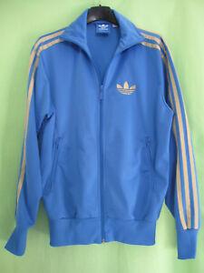 Adidas Jacket Bande Ciel Originals Trefoil Vintage Xs Or Veste Et Détails Sur Style AR4j5L