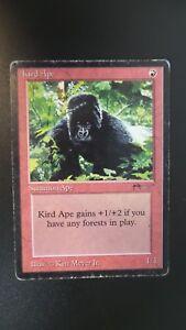 MTG Magic The Gathering Kird Ape Arabian Nights HP