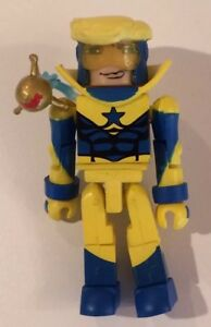 DC Minimates Series 2 Booster Gold
