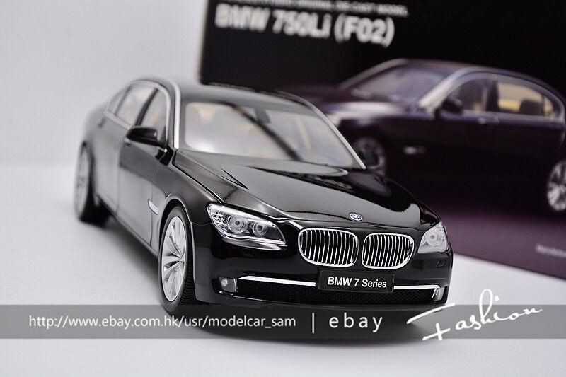 ventas en línea de venta Kyosho 1 18 BMW 750 Li Li Li (F02) Negro  tienda en linea