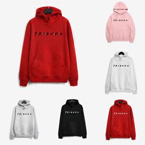 Women-Hooded-Warm-Print-Tops-Pullover-Sweatshirt-Hoodie-Jumper-Ladies
