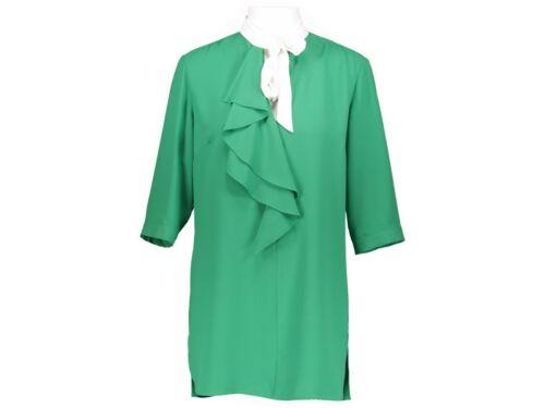 Donna 2633r Sconto 70 Col Gallesi Blusa verde Art Diana 6wYqZFd