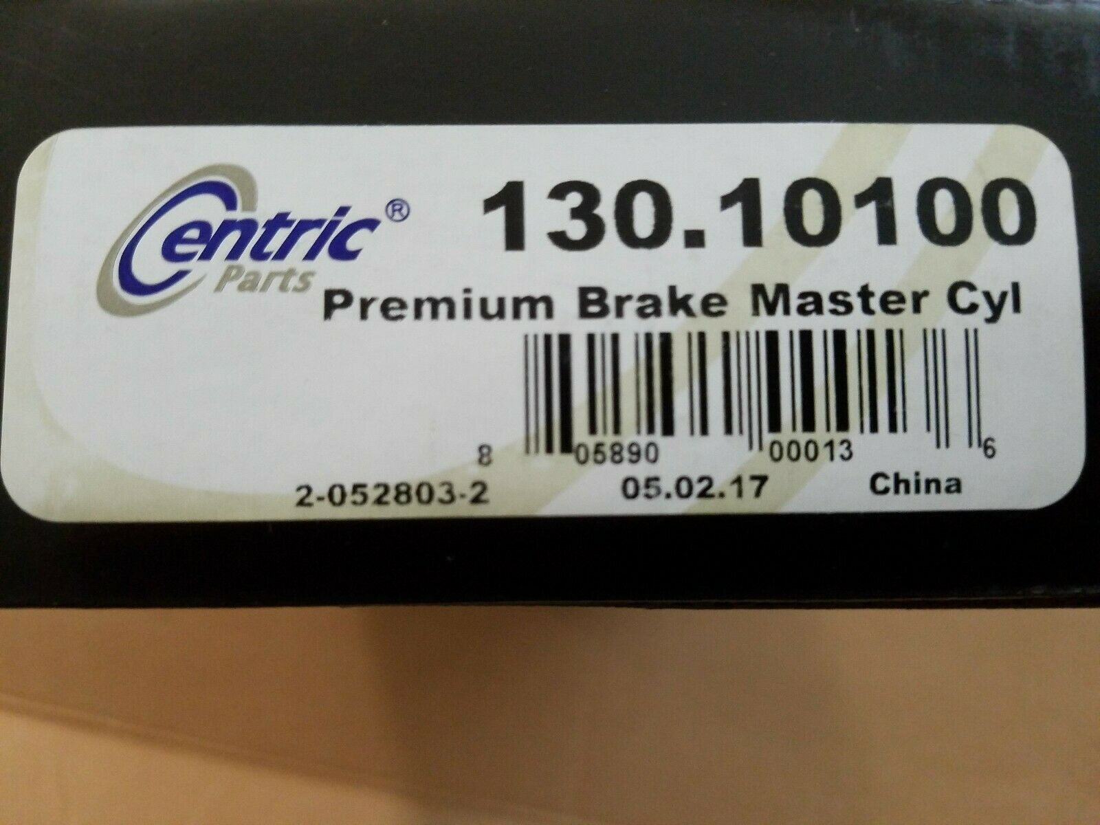 Preferred Centric 130.10100 Brake Master Cylinder-Premium Master Cylinder