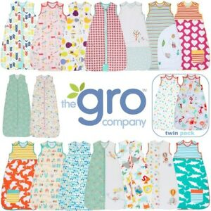 best website 10a54 9870a Details about Buy Grobag Baby Sleeping Bag Boy & Girl Designs All Sizes &  TOG Summer & Winter