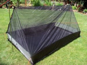 Image is loading Bear-Paw-Wilderness-Designs-Walled-Net-2-Bug- & Bear Paw Wilderness Designs Walled Net 2 Bug Tent | eBay