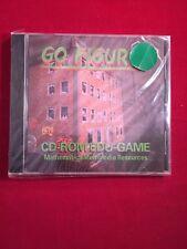 Go Figure CD-Rom EDU Game PC Educational Game Math Grades 5-7