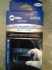 "Miller 216327 4 1/4"" X 2 1/2"" Inside Lens Cover for Use With Elite Digital and"