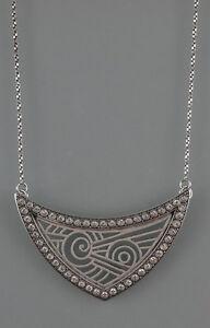 9901202-925er-Silber-Art-deco-deco-Collier-mit-Swarowski-Steinen-Bauhaus-L42cm