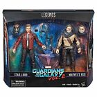 Marvel Legends Guardians Of The Galaxy Star Lord & Ego Figure 2 Pack