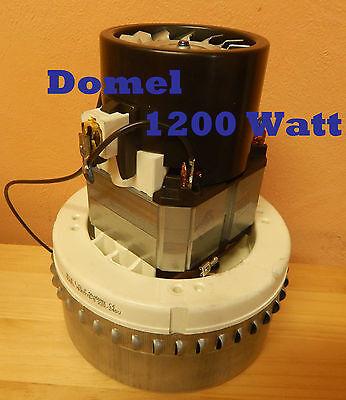 Saugermotor 1200 vatios para Festo festool Sr 151 e-as original Domel Turbine