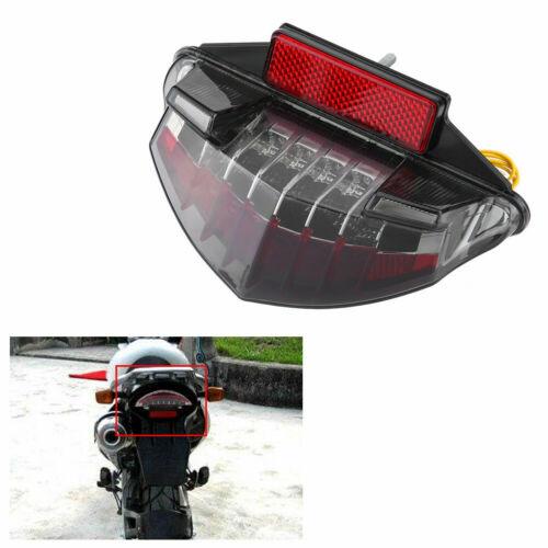 LED Tail Light Brake Light Turn Signal Tail Lamp For F650GS R1200GS R1200