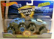 CRUSHSTATION VS AVENGER 1957 '57 CHEVY BEL AIR MONSTER JAM TRUCK 2 PACK DIECAST