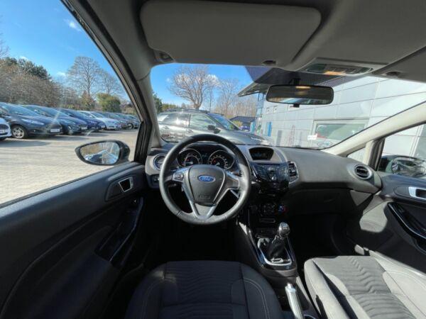 Ford Fiesta 1,0 SCTi 125 Titanium billede 4
