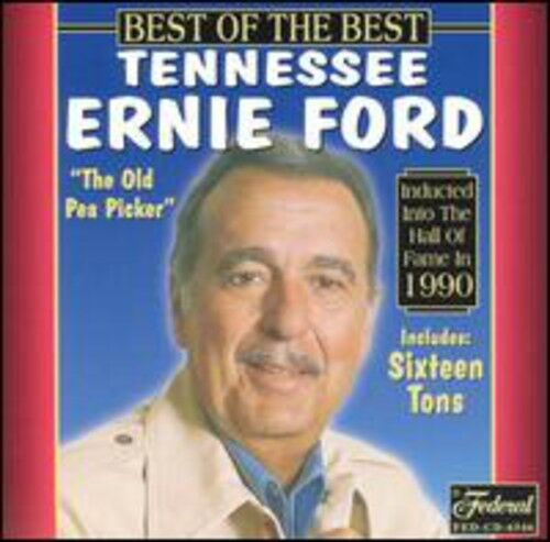 Tennessee Ernie Ford - Best of the Best [New CD]