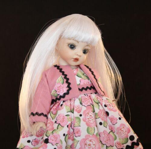 "5-6 7-8 BJD/'s /&  All Dolls /""Trix/"" Wig Size 4-5 8-9 Sale! 6-7"