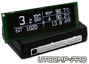 ce120241ae9d Image is loading UTCOMP-PRO-TURBO-BOOST-OIL-PRESSURE-TEMPERATURE-EGT-