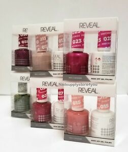 Image Is Loading Nail Harmony Reveal Gel Polish Amp Lacquer