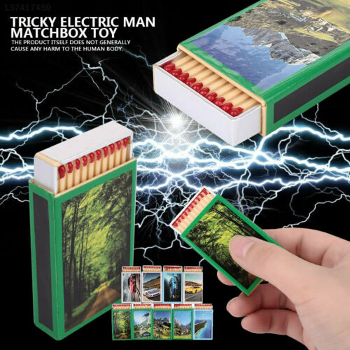 Tricks Electric Shock Toy April Fool/'S Toy Kids Trick Toys Gift Prank Tricky