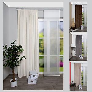 velvet verdunklung thermo zugband gardine vorhang home wohnideen schmidtgard ebay. Black Bedroom Furniture Sets. Home Design Ideas