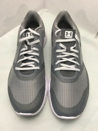 Armour Mens Sz 031 Ikupztox Charged Shoes Grey 1285681 Under 11 8ey1 wOkn0P