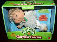 Christmas 2000 CABBAGE PATCH KIDS Garden Fairies Golden Holiday Arielle Franny