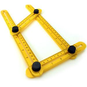Modello-angleizer-Strumento-di-Misura-Strumento-Quattro-Lato-Multi-Angle-righello-lato